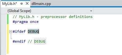 Default Code Snippet