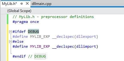Default Surround Code