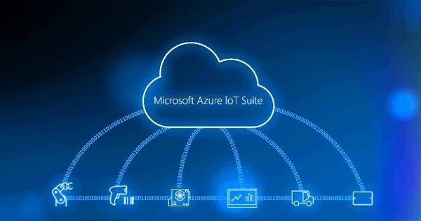 The Microsoft Azure IoT suite