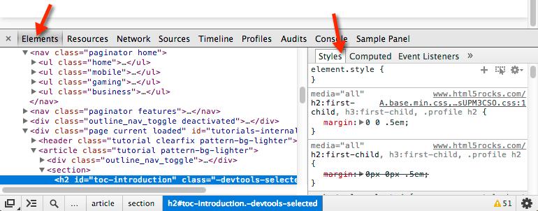 Chrome DevTools for Web Developers