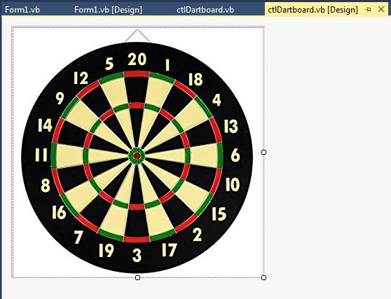 Dartboard image