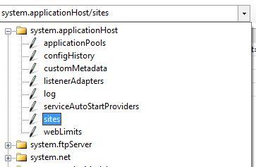 App Host Sites