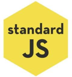 The Standard JS logo