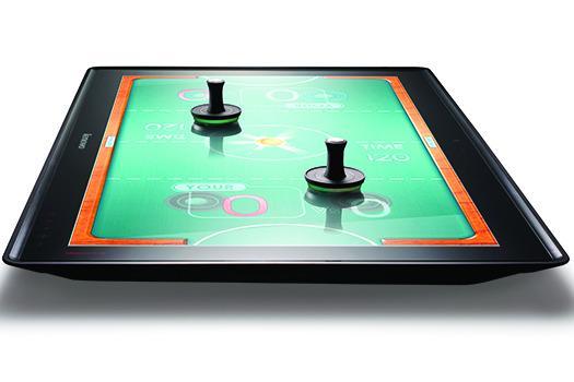 "Lenovo's 27"" Horizon all-in-one Table PC"