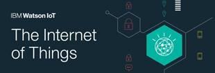 The IBM Watson IoT logo