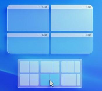 Multi-tasking in Windows 11