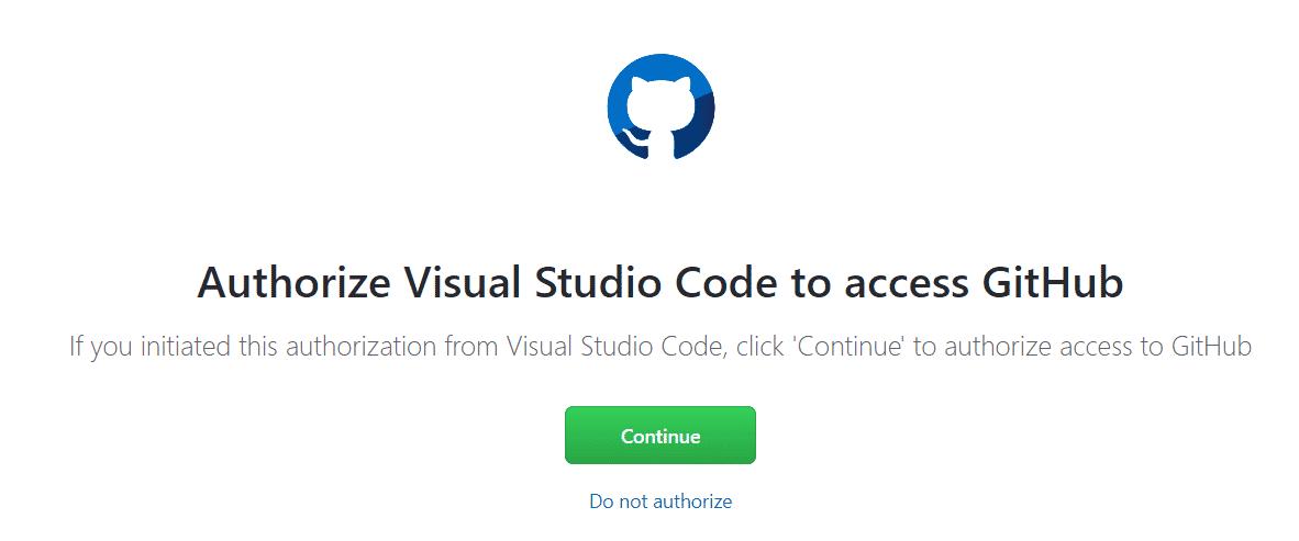Visual Studio GitHub Extension